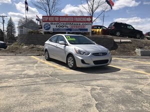 2017 Hyundai Accent for Sale in Chelmsford, MA