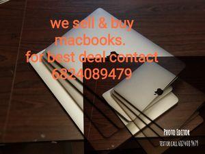 Macbooks in excellent condition for Sale in Dallas, TX