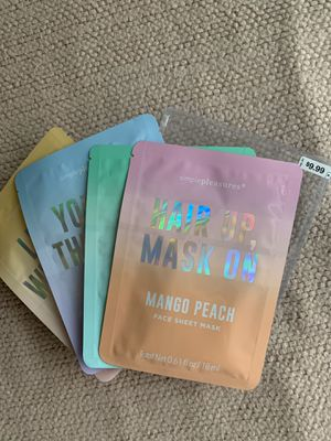 New face mask bundle for Sale in Los Angeles, CA