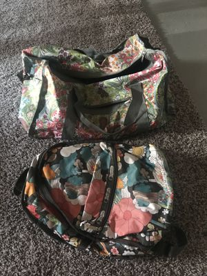 Backpack and duffle bag for Sale in Syosset, NY