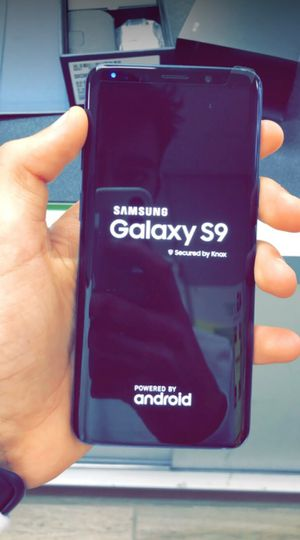 Unlocked Samsung Galaxy S9, 64gb, Excellent condition, Free charger for Sale in North Richland Hills, TX