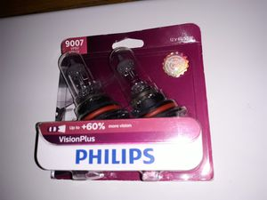 9007 Phillips Headlight bulbs 2 pack New for Sale in Jersey City, NJ