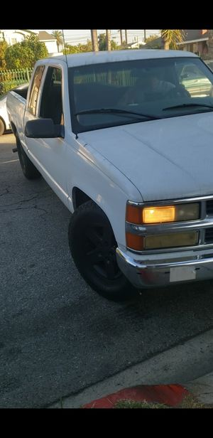 97 silverado for Sale in Huntington Park, CA