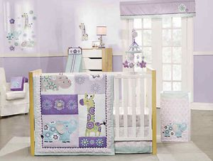 carter's® Zoo Collection 4-Piece Crib Bedding Set-NEW for Sale in Piscataway, NJ