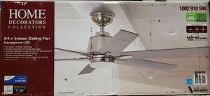 54 inch ceiling fan for Sale in Bakersfield, CA