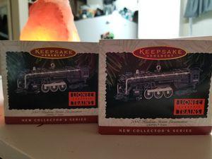 Hallmark Lionel Train Ornaments for Sale in Sanger, CA