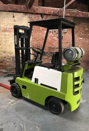 Clark forklift for sale for Sale in Los Angeles, CA