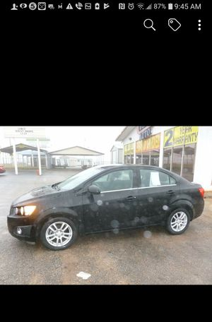 2012 Chevy Sonic for Sale in Gainesville, GA