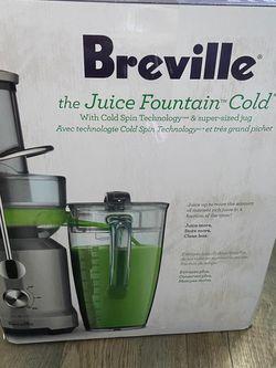 Breville Juicer Extractor for Sale in Fort Lauderdale,  FL