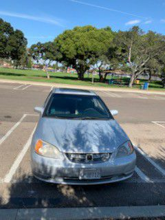 2001 Honda Civic 2 door for Sale in San Diego, CA