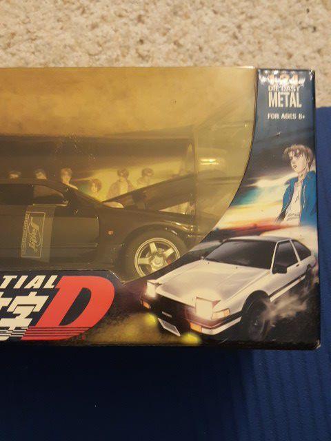 Jada toys Nissan skyline for r32 1:24