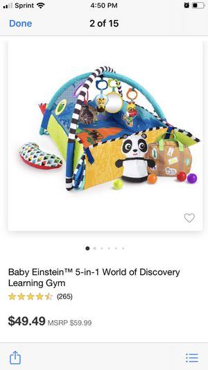 Baby toy NEW for Sale in Modesto, CA