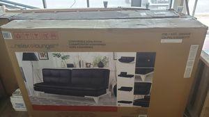 Brand New unopened leather futon for Sale in Falls Church, VA