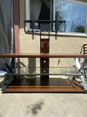Large tv stand for Sale in North Highlands, CA