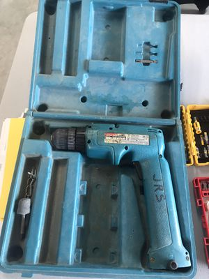 Marital 7.2 volt drill with charger for Sale in Cypress, CA