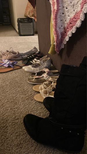 Girls size 2 shoes for Sale in Vancouver, WA