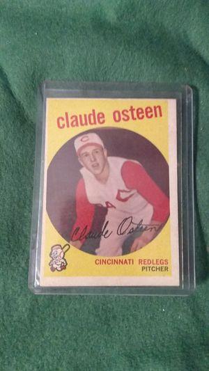 Baseball card 1957 for Sale in Nashville, TN