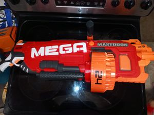 Mastadon Nerf Gun for Sale in Columbus, OH
