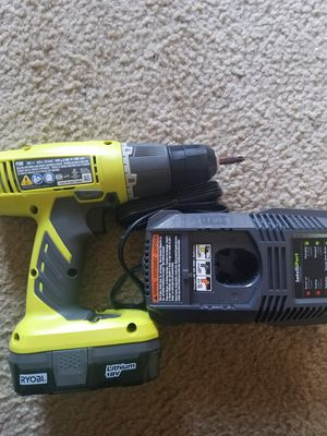 Cordless drill 10hrs work time for Sale in Sterling, VA