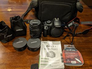 Canon Rebel T3 bundle $350 OBO for Sale in Seattle, WA