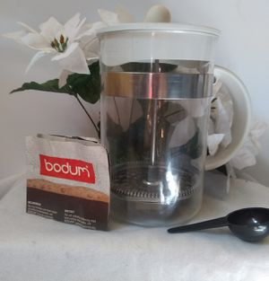 Bodum Manual Coffee French Press (New) for Sale in Washington, DC