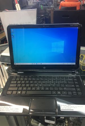 """Hp pavilion 14"""" touchscreen computer laptop windows 10 500gb HDD 4gb Ram for Sale in Orlando, FL"""