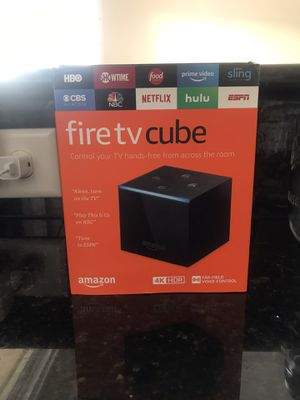Fire TV Cube 1st gen for Sale in Miami, FL