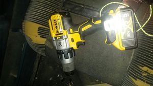 Dewalt 20 v 1/2 in drive hammer drill 3 speed for Sale in Crane, MO