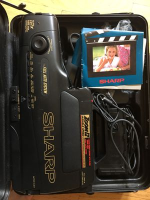 Video VHS Recorder for Sale in Manassas, VA