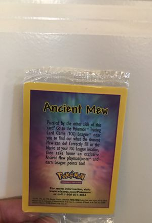 Pokemon card for Sale in Oregon City, OR