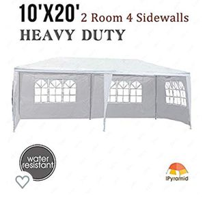 Suncoo Canopy Party Wedding Tent Heavy Duty Gazebo for Sale in Phoenix, AZ