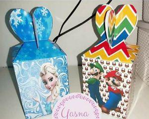 Mario & frozen box for Sale in North Charleston, SC