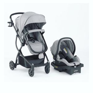 Stroller & Car Seat Combo - Special Edition Urbini Omni Plus 3in1 Travel System, Color Heather Gray for Sale in Aventura, FL
