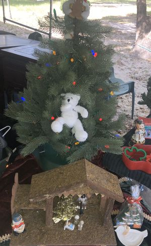 Xmas decorations 1/2 off lot and lots of them for Sale in Spring Hill, FL