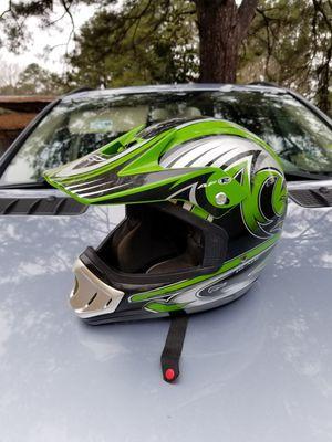 Motor cross helmet for Sale in Alexandria, LA