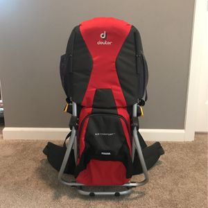 Deuter Kid Comfort I Carrier for Sale in Bothell, WA