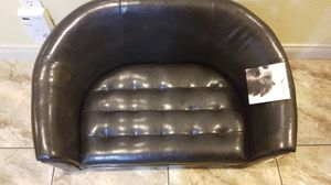Dog or Cat fancy leather couch for Sale in Monterey Park, CA