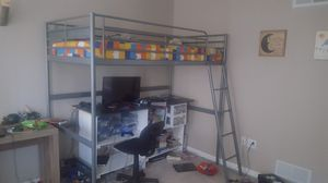 Metal bunk bed frame for Sale in Florence, NJ