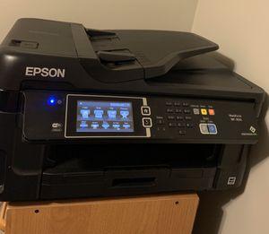 Epson WF7610 All-In-One Color Printer for Sale in Joliet, IL