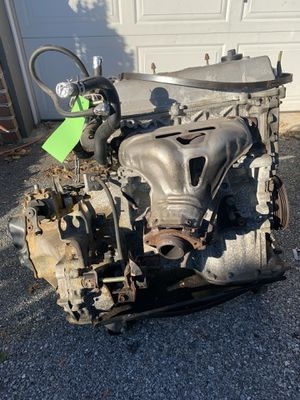 2003 Toyota Echo 1.5L Engine with Manual Transmission for Sale in Denver, PA