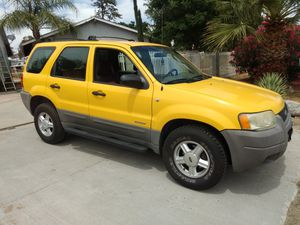 2002 Ford Escape for Sale in Perris, CA
