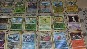 Holo/rare pokemon cards for Sale in Tacoma, WA