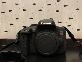 Canon T6i With Accessories (MINT CONDITION) for Sale in Los Angeles,  CA