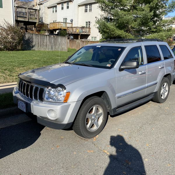 2005 Jeep Grand Cherokee With 53,204 Original Miles
