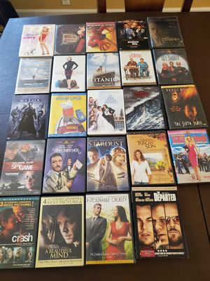 24 DVD movies for Sale in Kirkland, WA