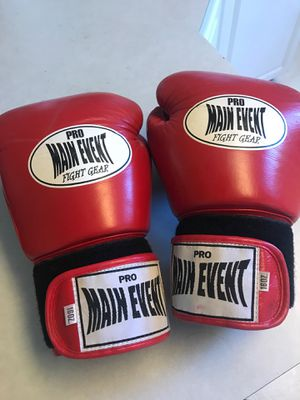 BOXING GLOVES for Sale in S HARRISN Township, NJ