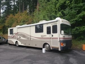 Class A Diesel, 1997 Discovery by Fleetwood 36R motorhome for Sale in Woodinville, WA