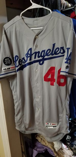 Rare LA Dodgers Game Used Jersey Authentic Size 44 for Sale in Los Angeles, CA