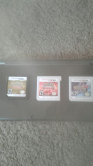 New Nintendo 3ds XL+games for Sale in Everett, WA