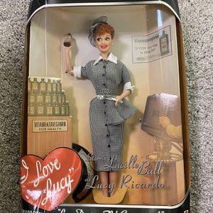 I Love Lucy TV Commercial 1997 Barbie Doll Episode 30 Mattel for Sale in La Grange, IL
